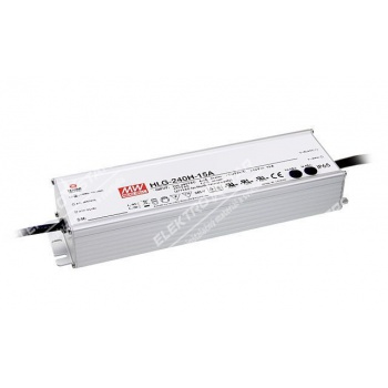 transformátor Mean Well LED 192W/12V IP65