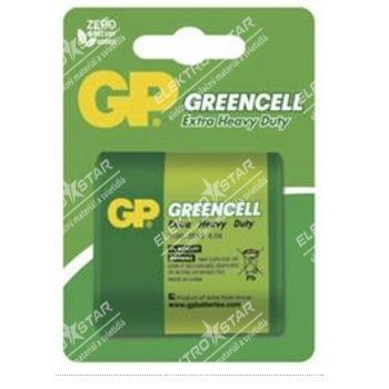 Batéria GP Greencell (4,5V)