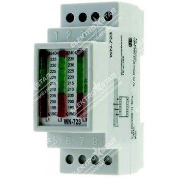 LED Voltmeter WN-723