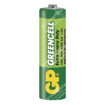 Batéria GP Greencell (AA)