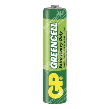 Batéria GP Greencell (AAA)